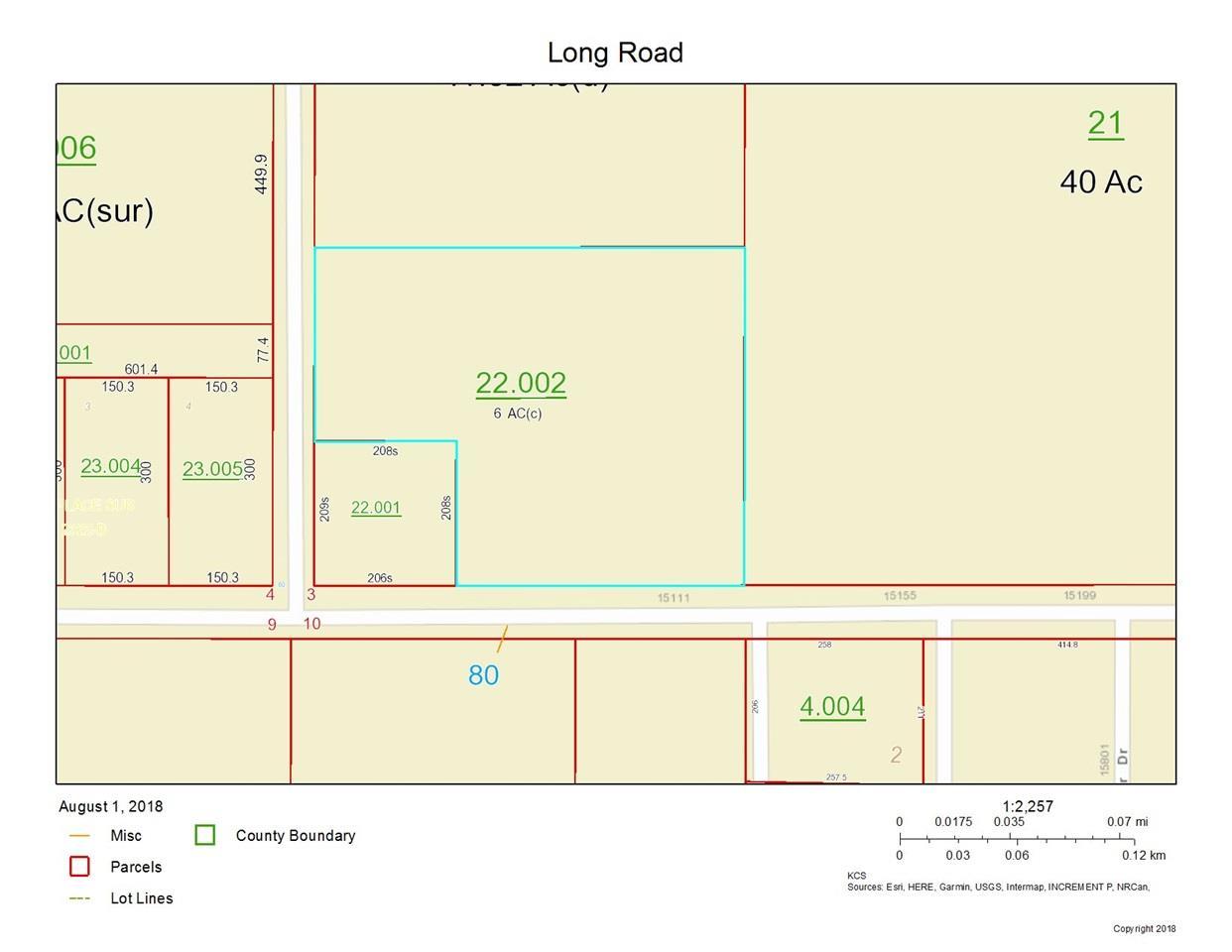2 Long Rd, Summerdale, AL 36580
