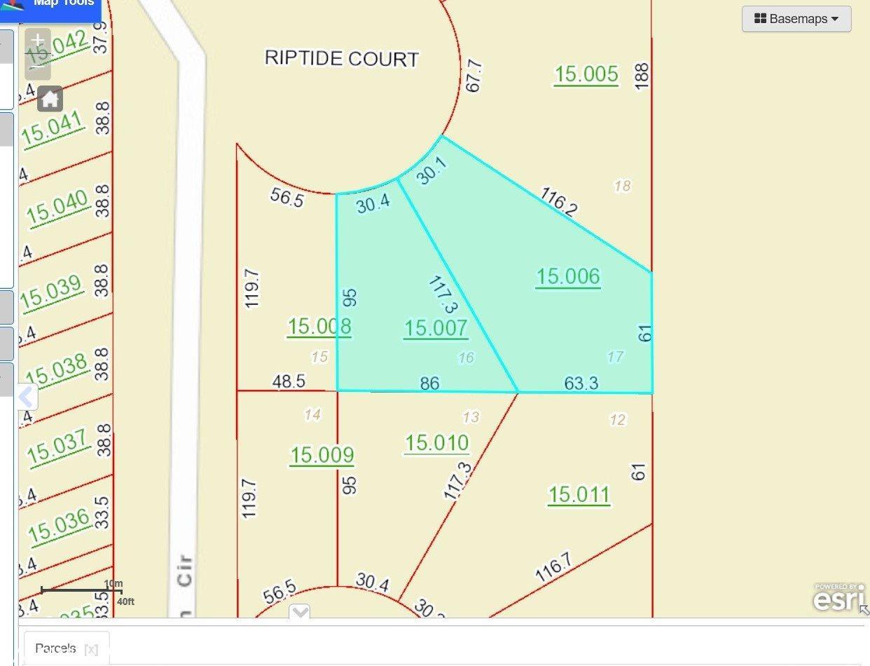 Lot 17 Riptide Court, Gulf Shores, AL 36542