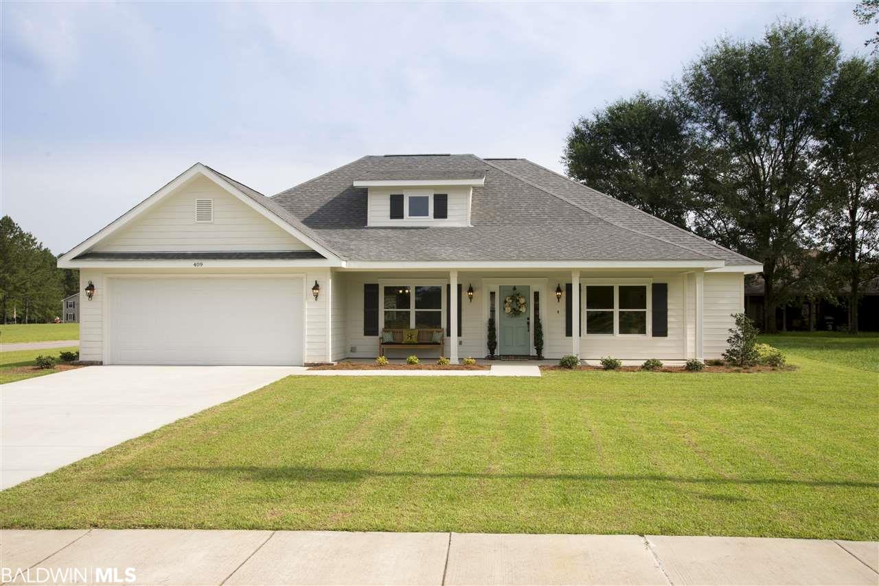409 E Shriver Avenue, Summerdale, AL 36580