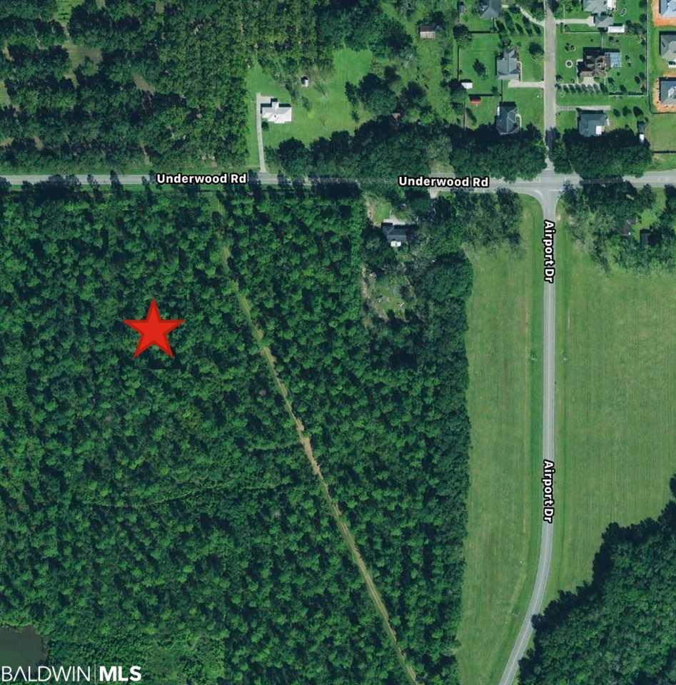 Lot 2 Underwood Road, Foley, AL 36535