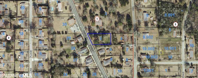 1100 Block S Presley Street, Atmore, AL 36502