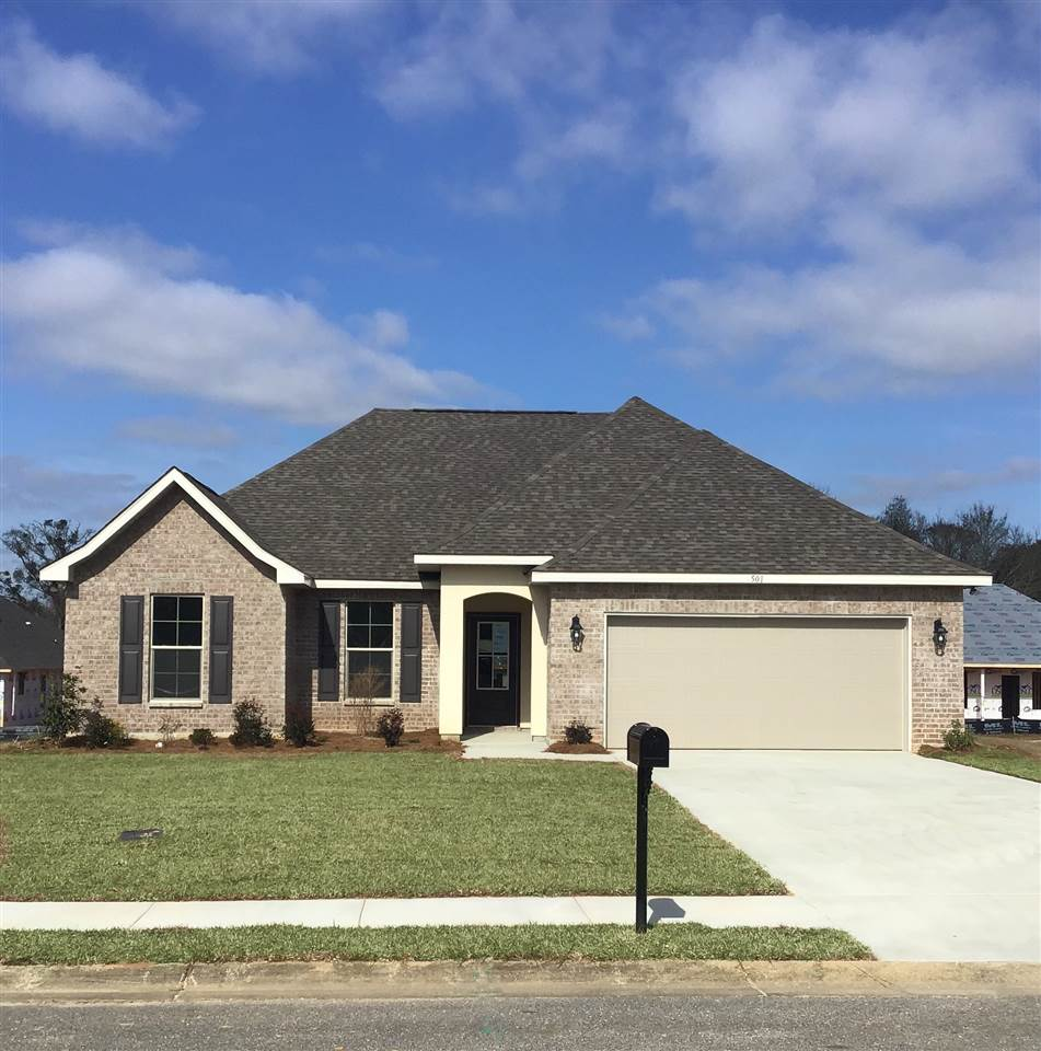 501 Orange Blossom Circle, Summerdale, AL 36580