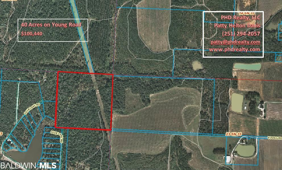 0 Deer Lake Rd, Walnut Hill, FL 32568