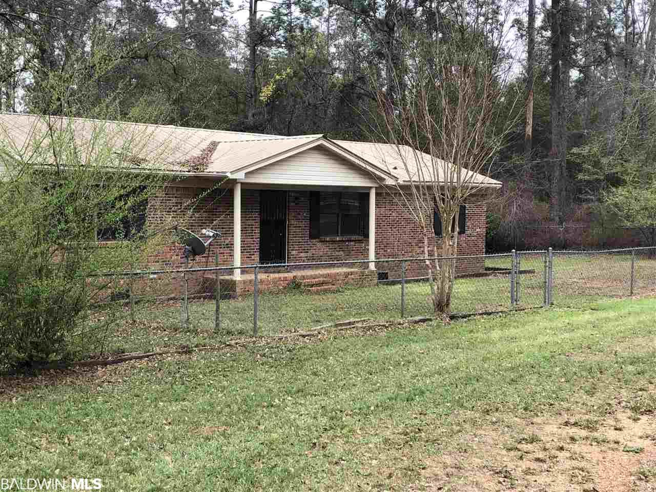 467 Ren Road, Castleberry, AL 36432