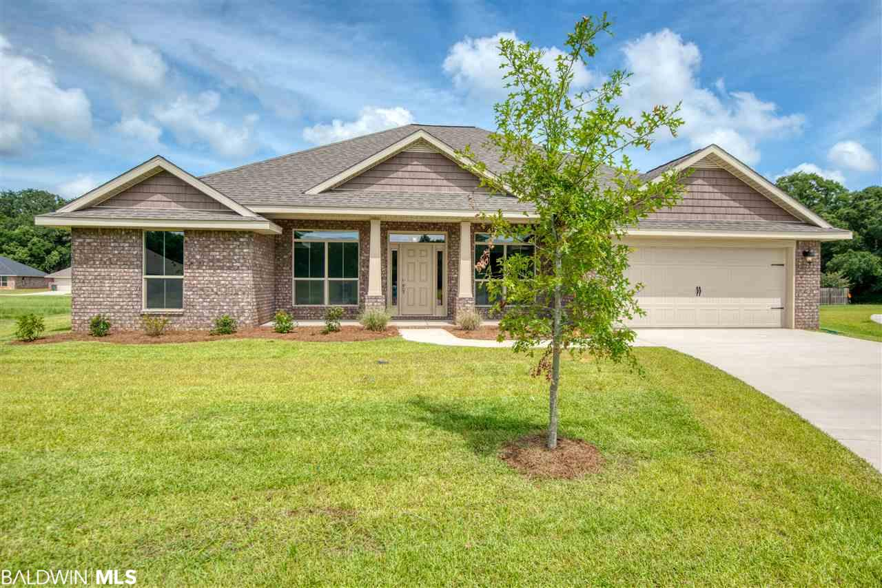 2448 Myrtlewood Drive, Foley, AL 36535