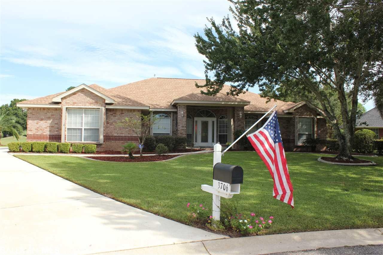 3706 Pine View Place, Gulf Shores, AL 36542