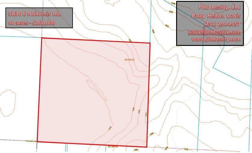 5830 E  Nokomis Road, Walnut Hill, FL 32568