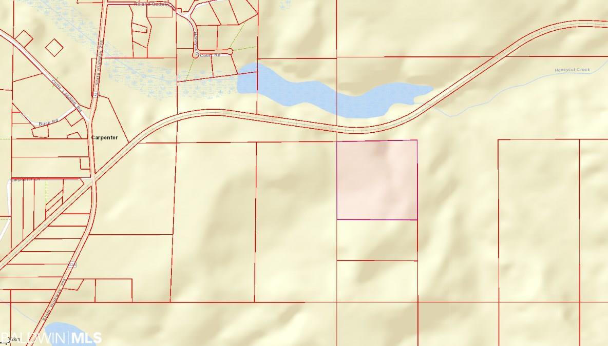 Carpenter Road Bay Minette, AL 36507 275402