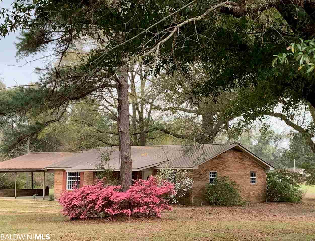 22508 County Road 6, Castleberry, AL 36432
