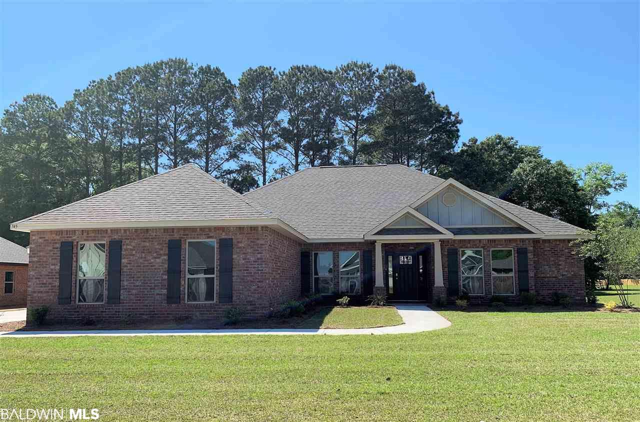 745 Winesap Drive, Fairhope, AL 36532