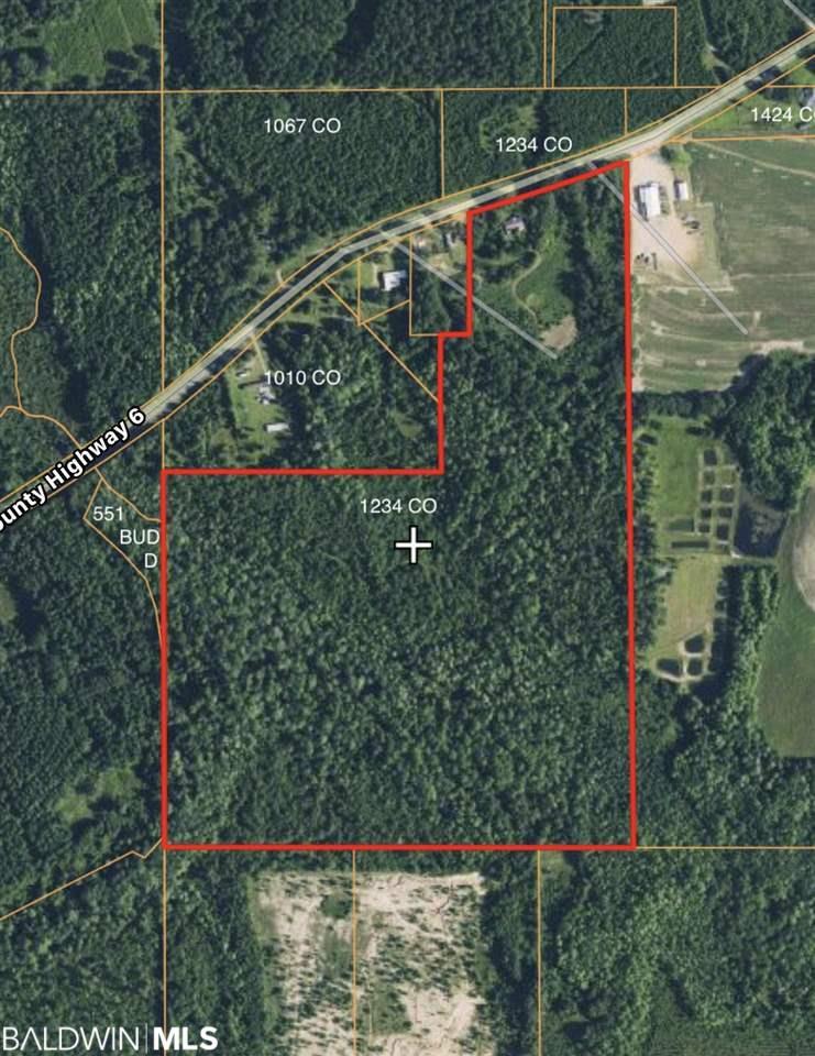 1234 County Road 7, Range, AL 36473