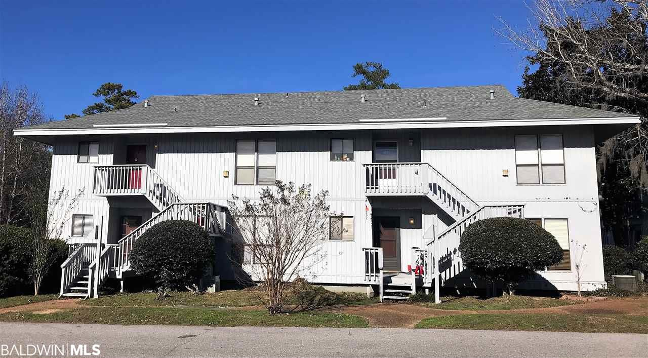 1.7 Miles to the I-10 and local shopping! Location is everything with this fabulous 2/2 condo unit! Great investment property with a strong rental history. You don't want to miss this great opportunity in Daphne.