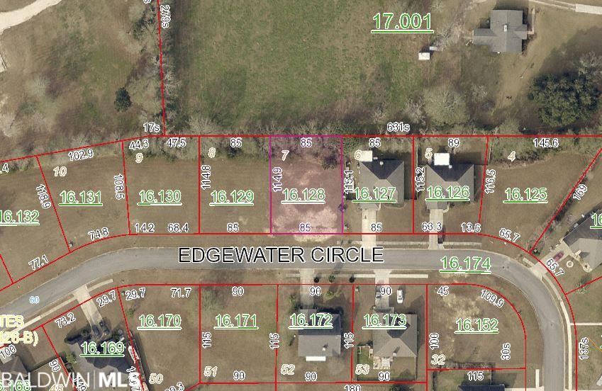 Edgewater Circle Loxley, AL 36551 278718