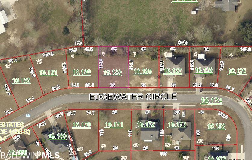 Edgewater Circle Loxley, AL 36551 278720