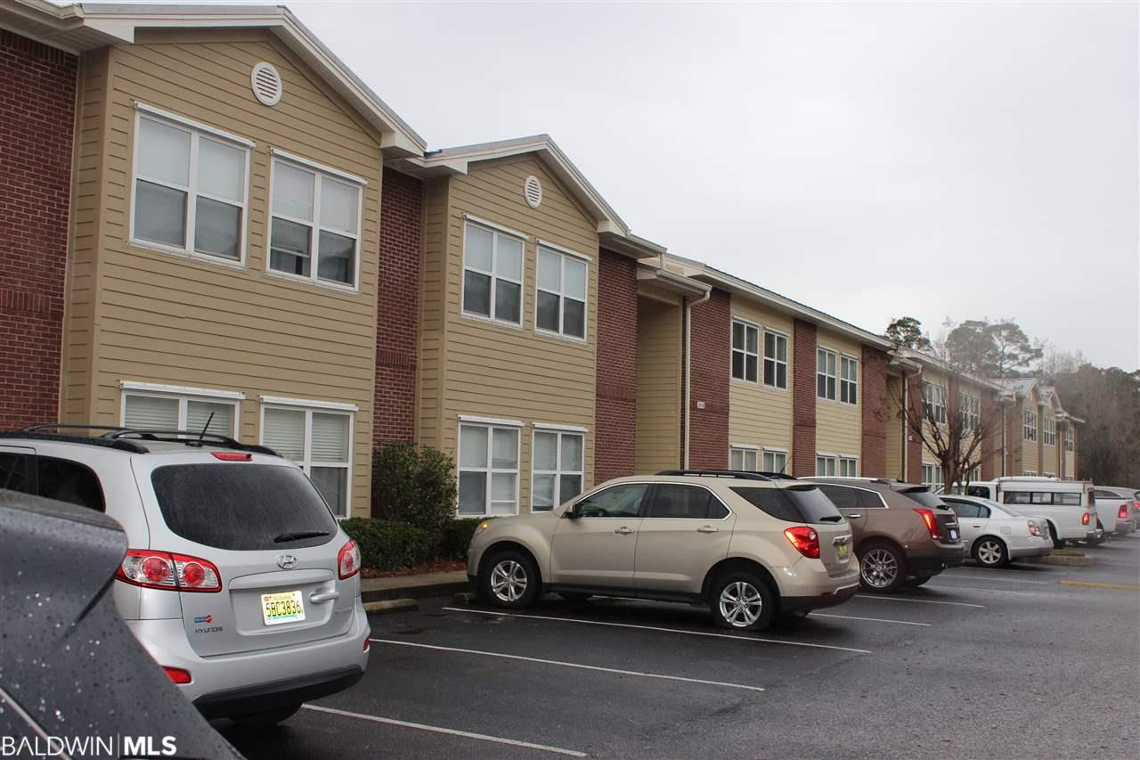 This is a second level condo unit that is near the pool area of Dolphin Villas. Dolphin Villas is within walking distance to all schools and is centrally located to all that Gulf Shores has to offer. Property is suited for permanent residence, short or long term rentals. The property is currently rented long term and is on a month to month basis.