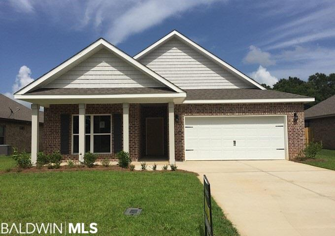 1543 Kairos Loop, Foley, AL 36535