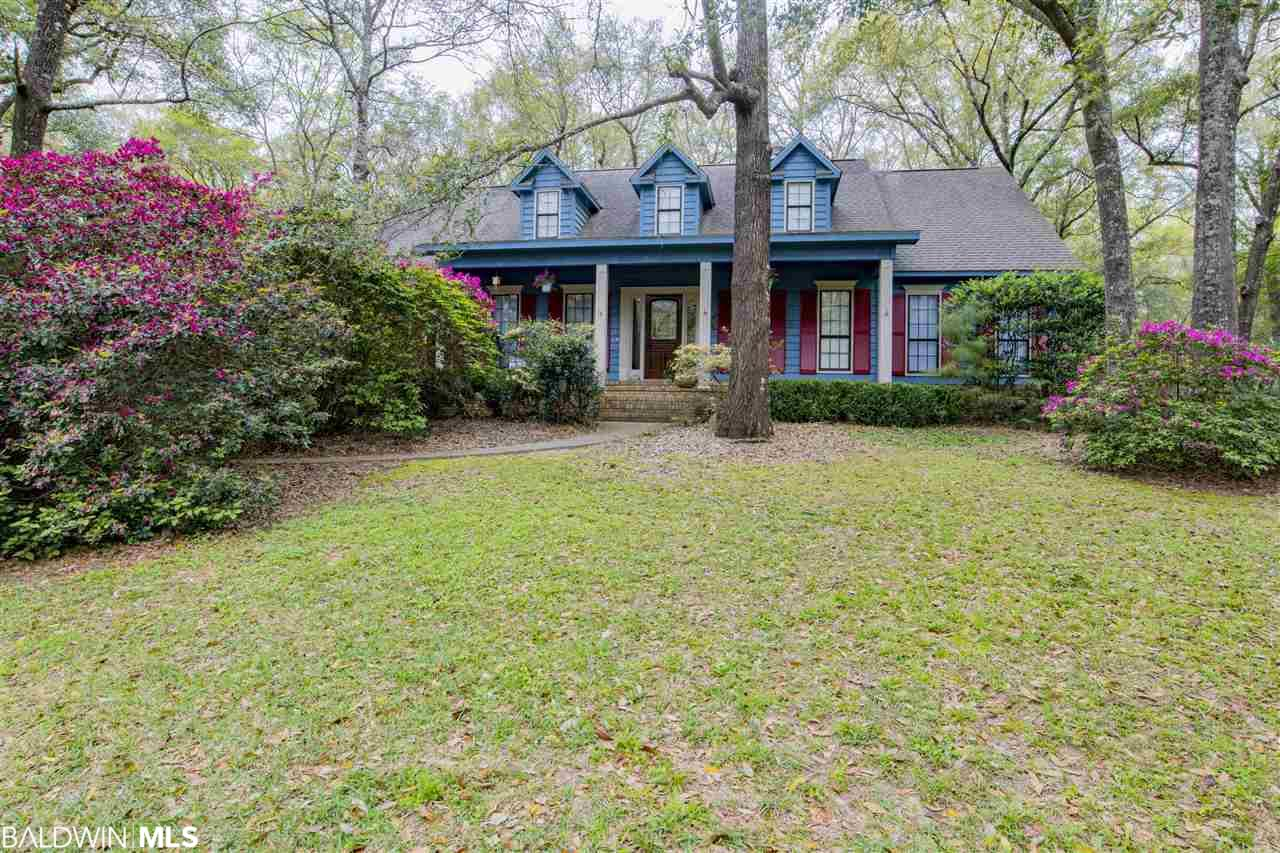 35215 W Blakeley Oaks Drive, Spanish Fort, AL 36527