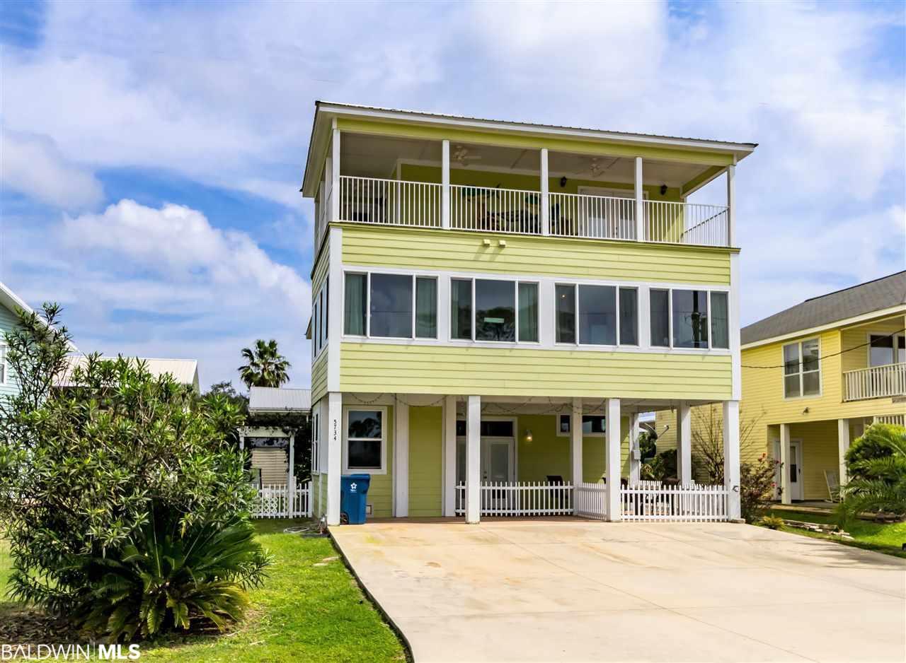 5734 Bayou St John Avenue, Orange Beach, AL 36561