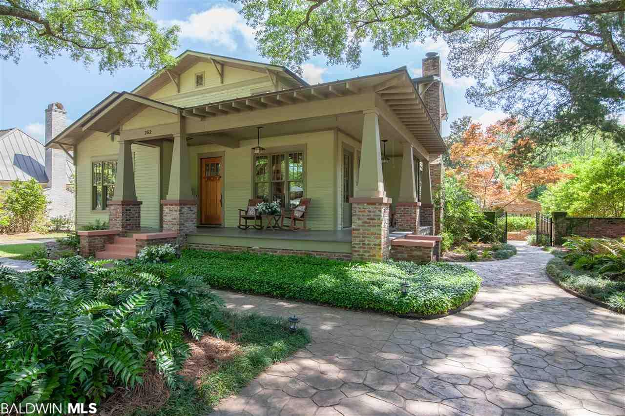252 N Summit Street, Fairhope, AL 36532