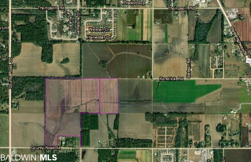 16475 County Road 54, Silverhill, AL 36576