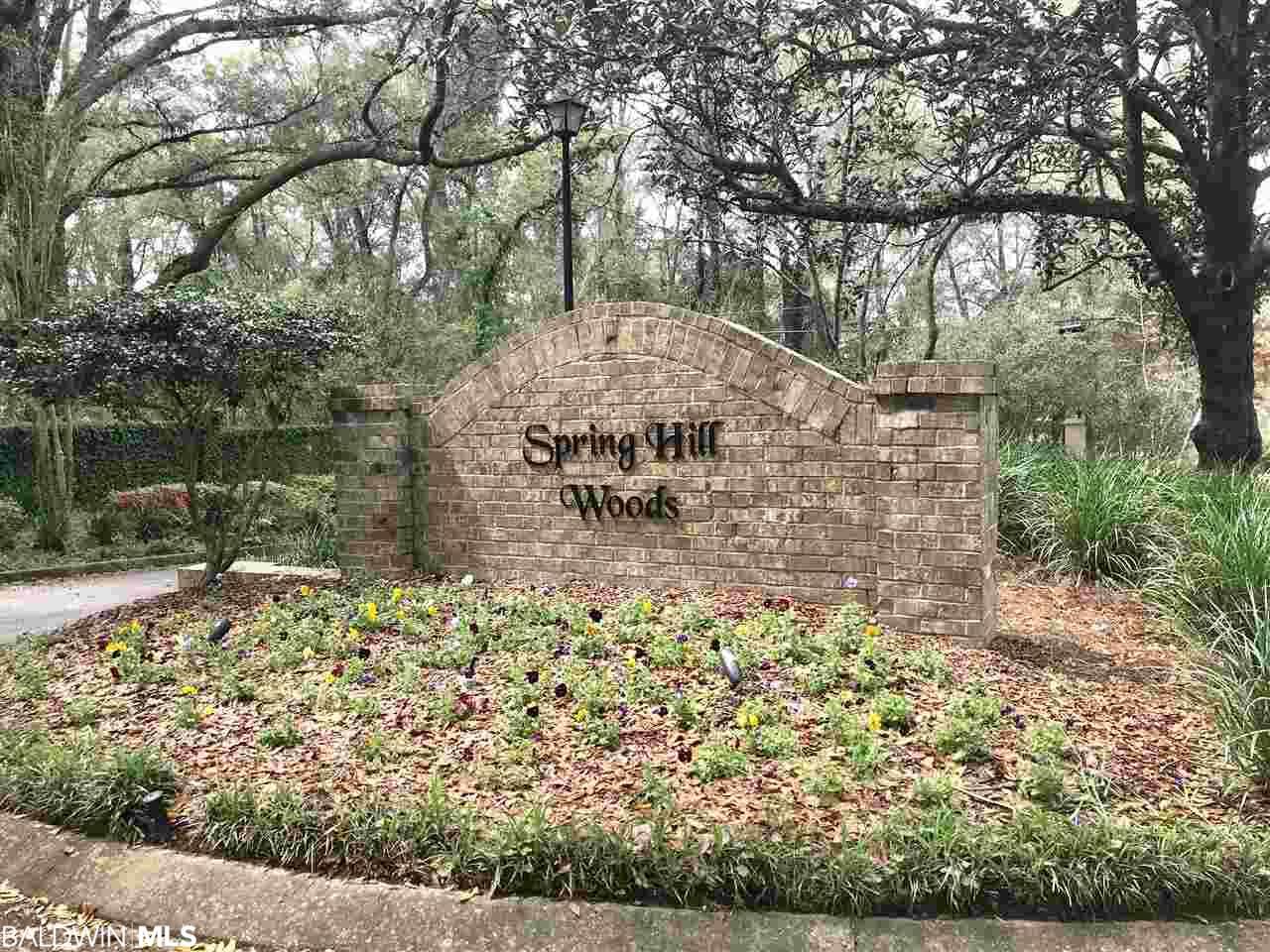 0 S Springhill Woods Dr, Mobile, AL 36608