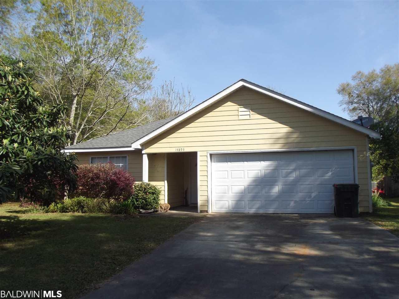 14893 Silver Oaks Loop, Silverhill, AL 36576