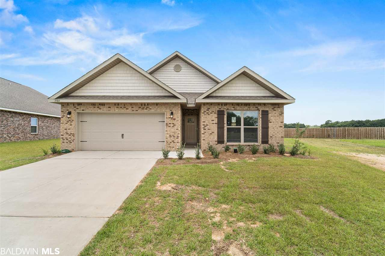 1504 Kairos Loop, Foley, AL 36535