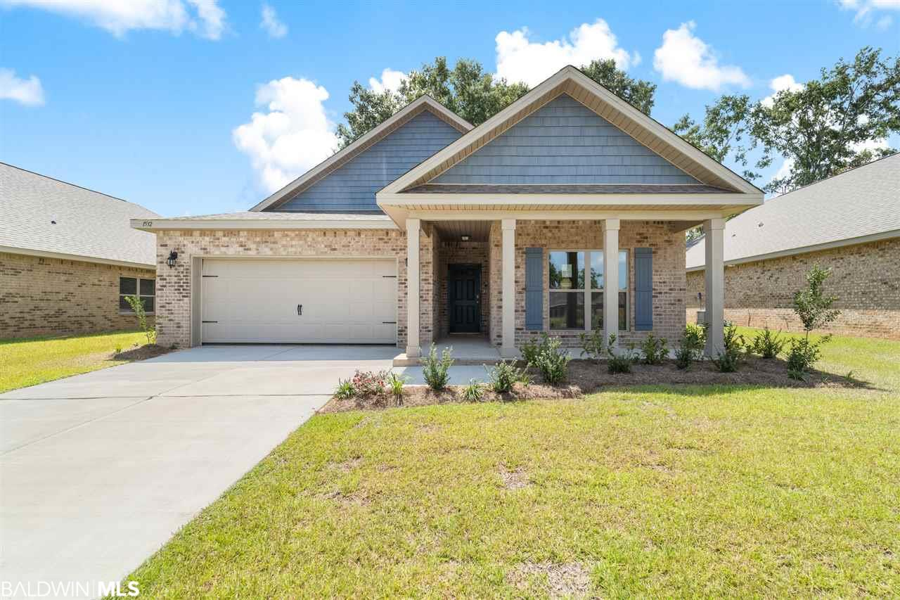 1532 Kairos Loop, Foley, AL 36535