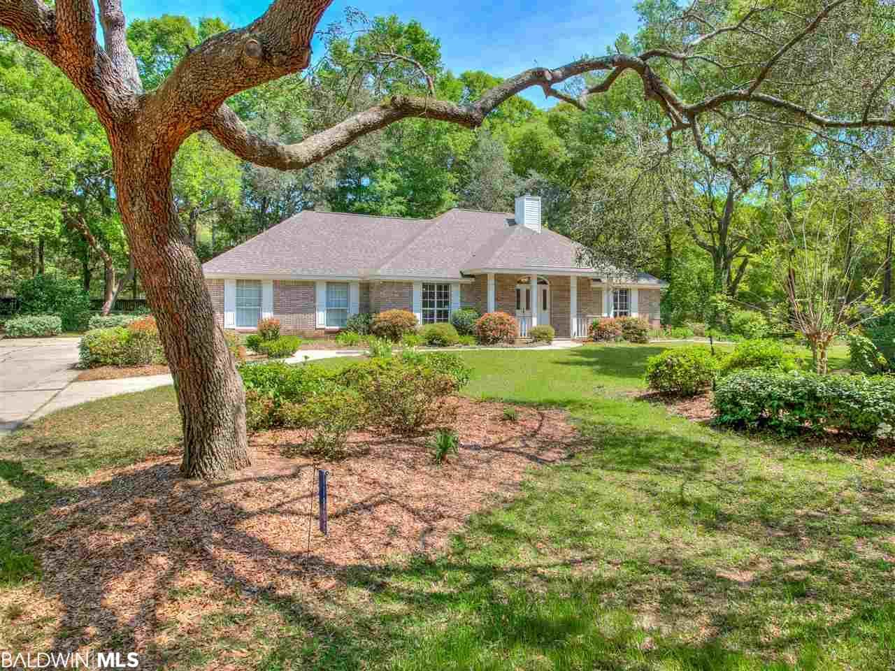 11806 Village Drive, Magnolia Springs, AL 36555