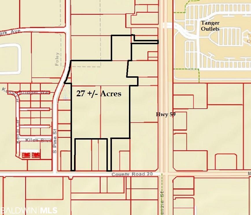 10253 St Hwy 59, Foley, AL 36535
