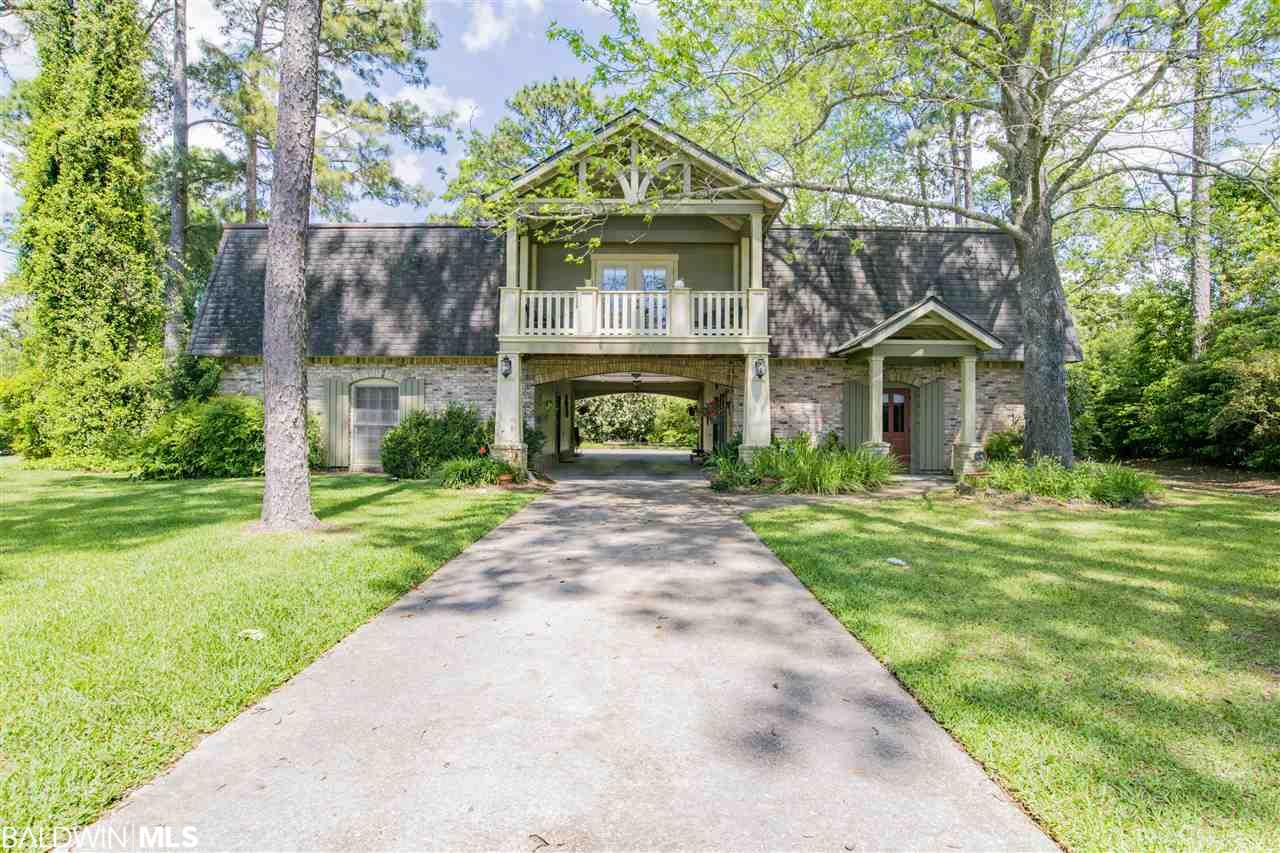 515 Evergreen Street, Fairhope, AL 36532