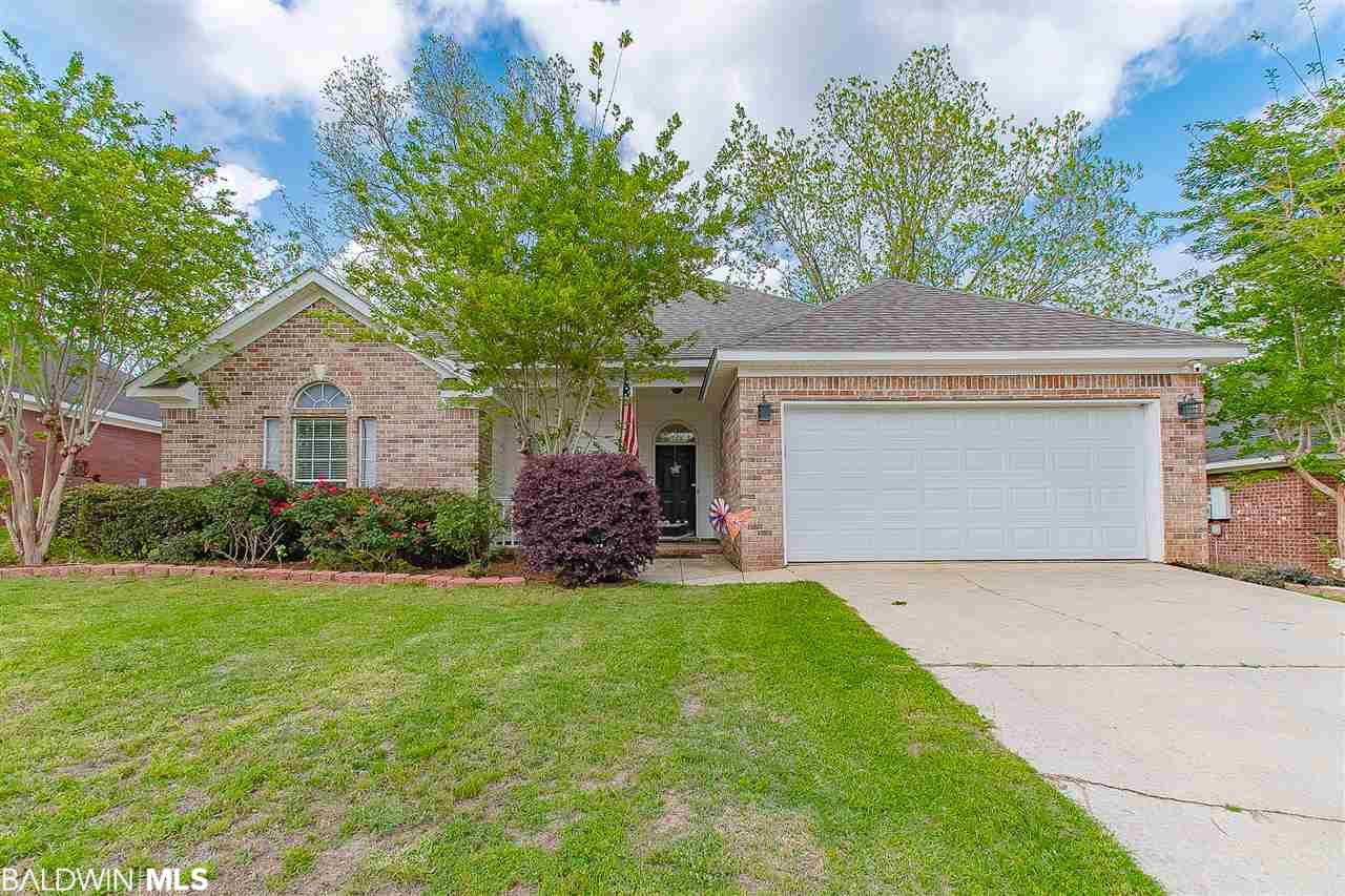 9211 Huckleberry Drive, Spanish Fort, AL 36527