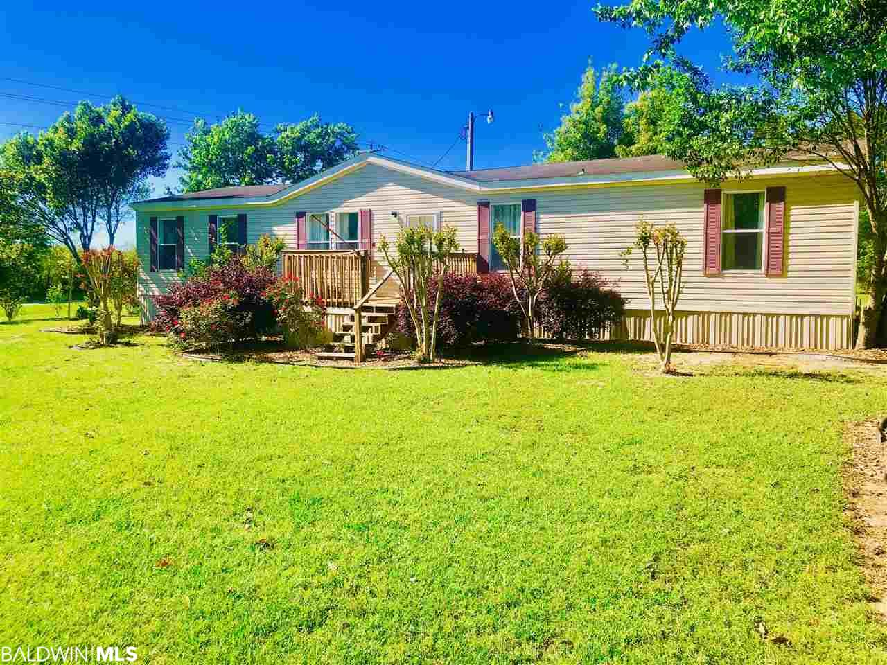 22080 S County Road 62, Robertsdale, AL 36567