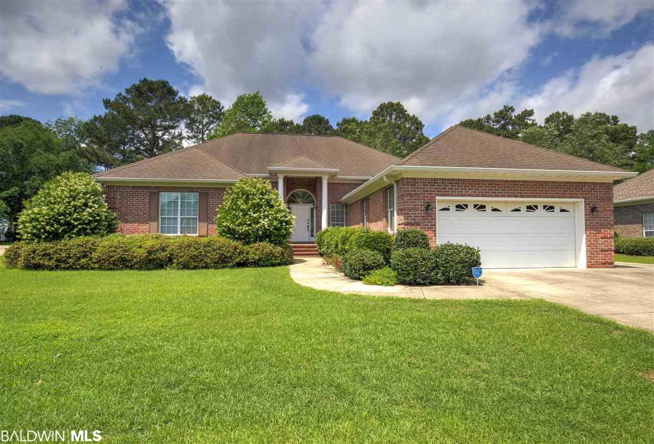 216 Lake Ridge Drive, Fairhope, AL 36532