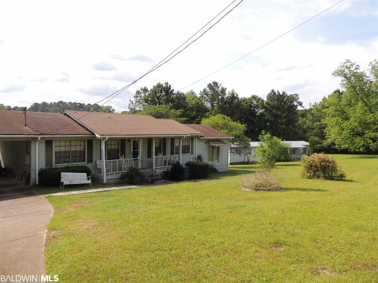 552 Reynolds Road, Evergreen, AL 36401