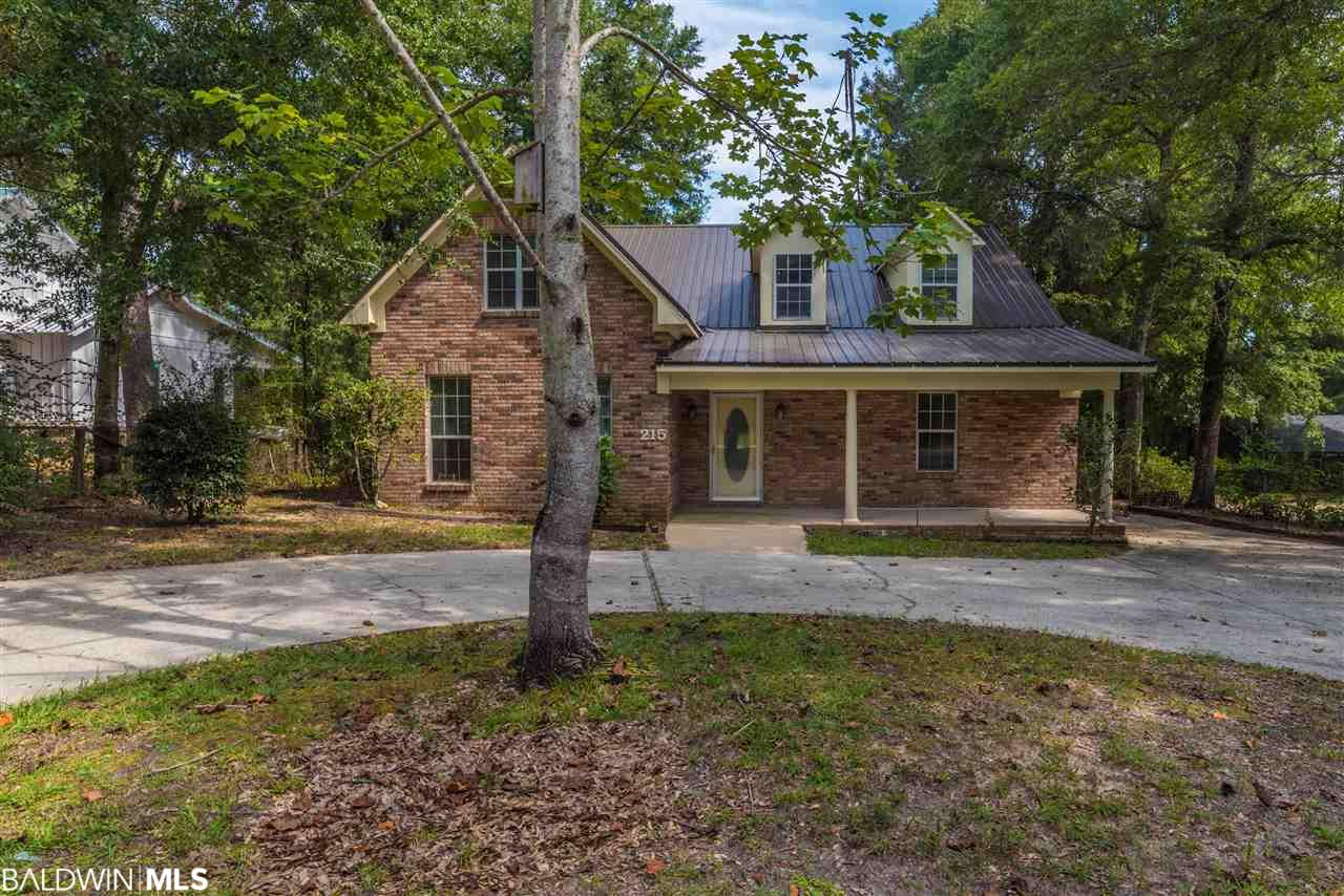 215 Seminole Avenue, Fairhope, AL 36532