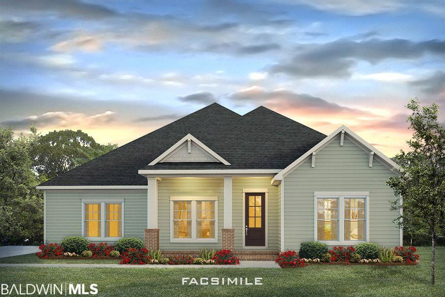 UNDER CONSTRUCTION.  Located just minutes from charming downtown Fairhope and Mobile Bay, new Emerald Homes in Firethorne offer luxury living with resort-style community amenities.  Brand new, energy efficient and built to GOLD Fortified standards, this PELICAN-A, home features a spacious open concept floorplan, soaring 10'-12' ceilings, 8' interior doors, hardwood floors, cove molding, and tons of natural light.  The welcoming foyer opens to a formal dining room with SHIPLAP accent wall, and large study/home office.  The Gourmet Kitchen showcases Shaker style designer painted cabinets, stainless steel appliances, 5- burner gas cooktop with vent hood, gorgeous granite countertops, Farmhouse sink, subway tile backsplash and an oversized culinary prep island overlooking the massive Great Room and a beautiful Shiplap gas burning fireplace.  Perfect for family gatherings and entertaining!  Simplify your life with the Four-Zone programable irrigation system, tankless gas water heater, and a gas drop on back porch for your grill.  Home comes with a 1 yr builder and 10 yr structural warranty.  Community amenities include a large spa like pool, clubhouse, outdoor cooking pavilion, children's play area, tennis, basketball court, and Whiffle Ball field.  Builder will contribute up to $3000 toward closing costs with preferred lender.