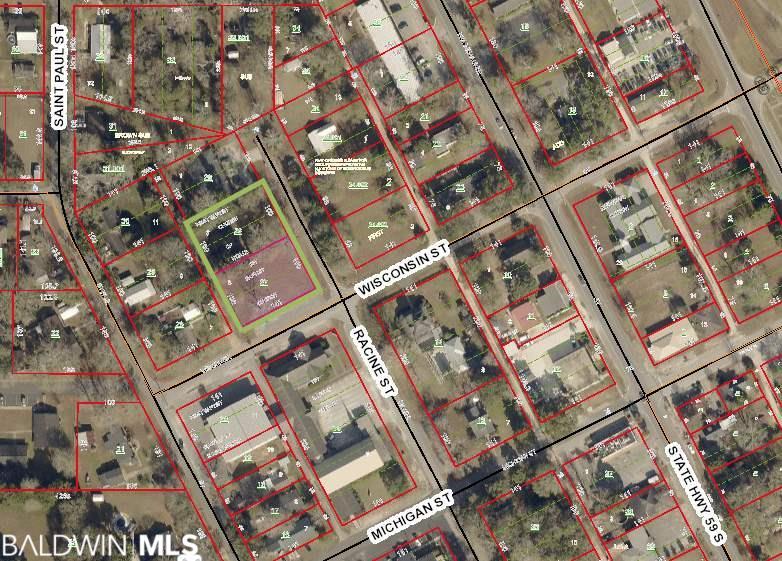 0 Racine Street, Robertsdale, AL 36567