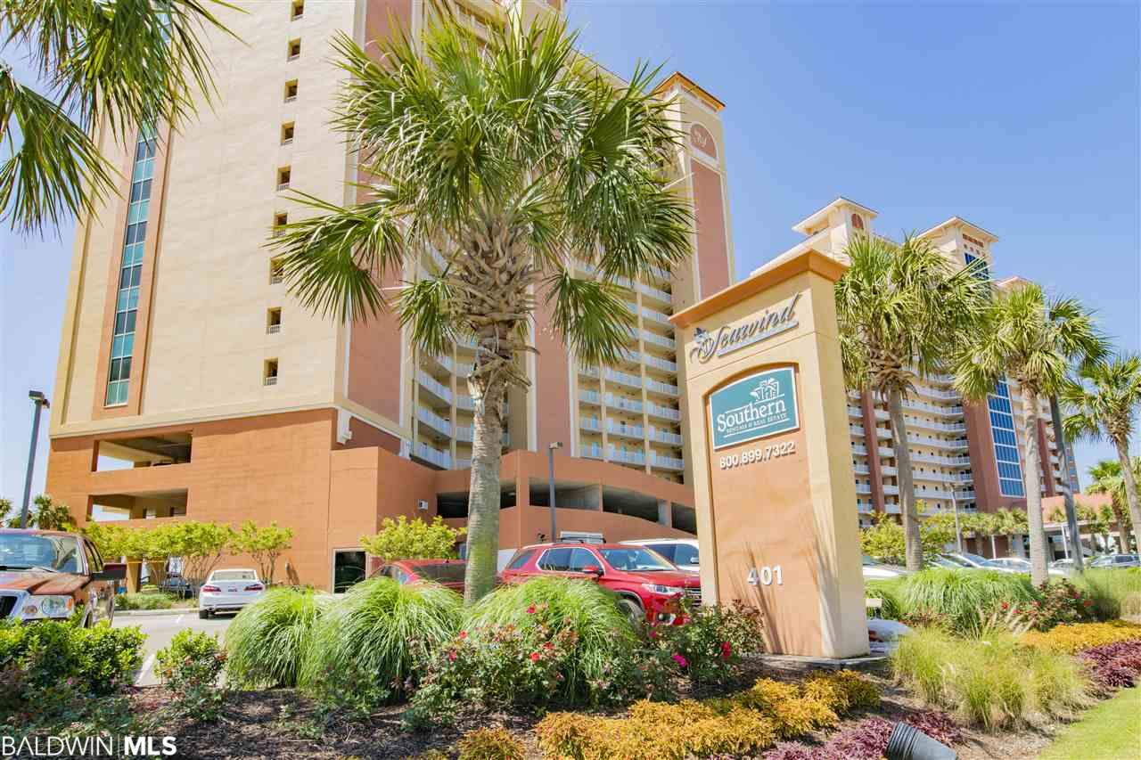401 E Beach Blvd 905, Gulf Shores, AL 36542