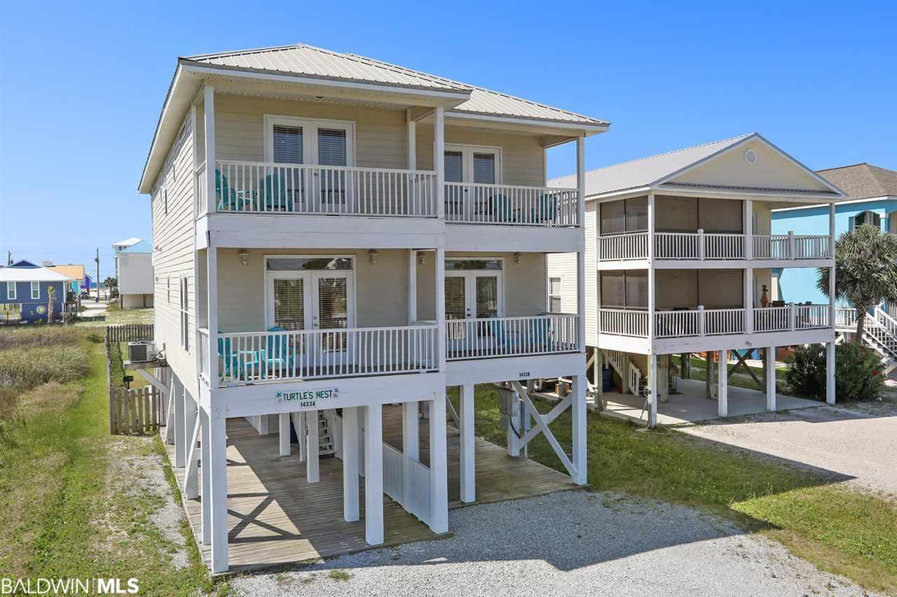 1433 W Lagoon Avenue, Gulf Shores, AL 36542