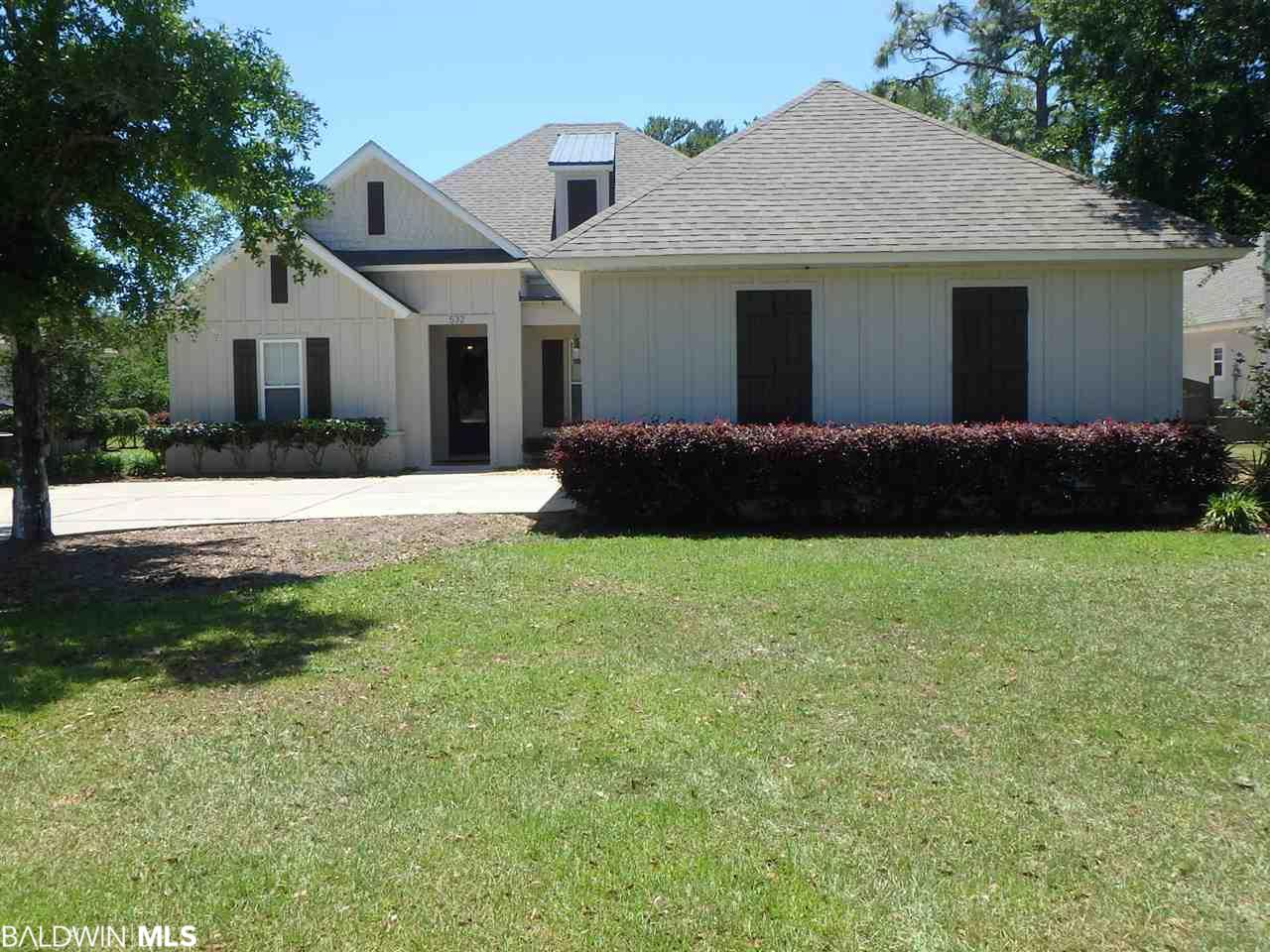 532 Retreat Lane, Gulf Shores, AL 36542