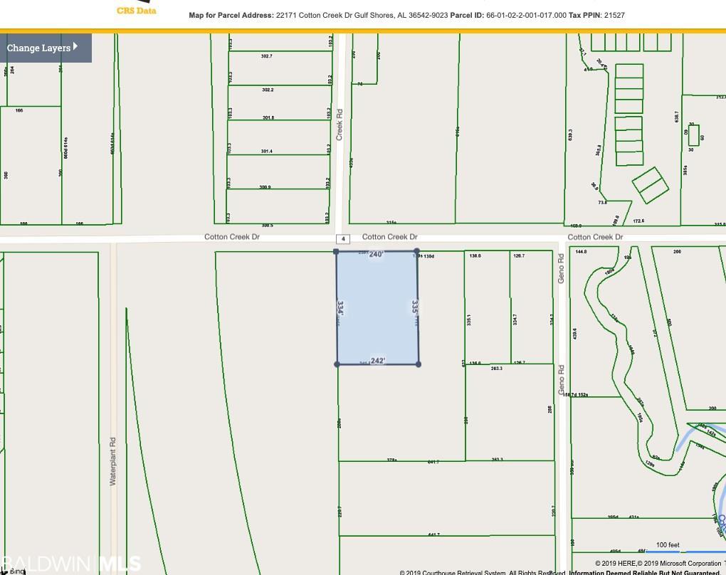 22171 Cotton Creek Dr, Gulf Shores, AL 36542