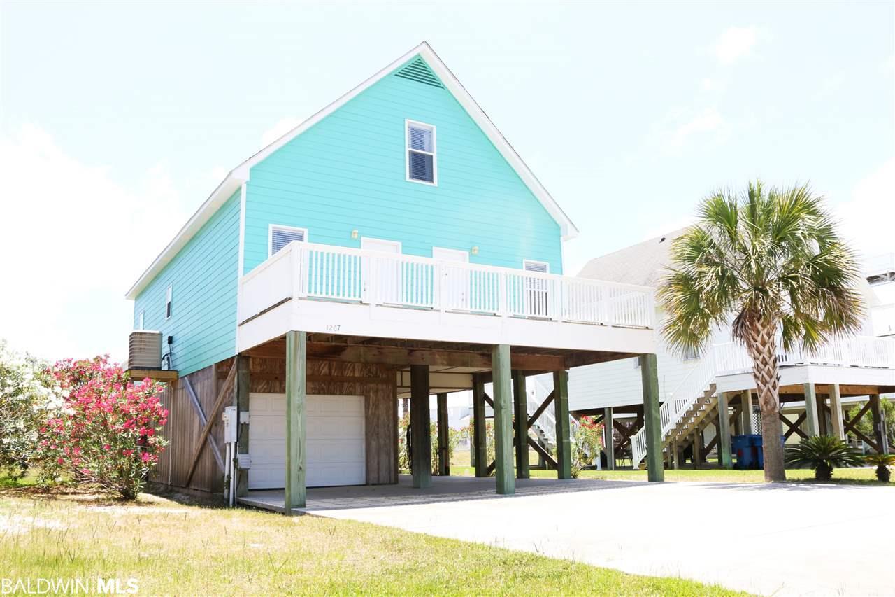 1267 W Lagoon Avenue, Gulf Shores, AL 36542