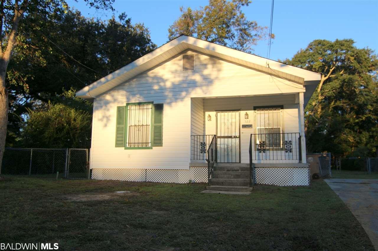 522 Donald Street, Mobile, AL 36617