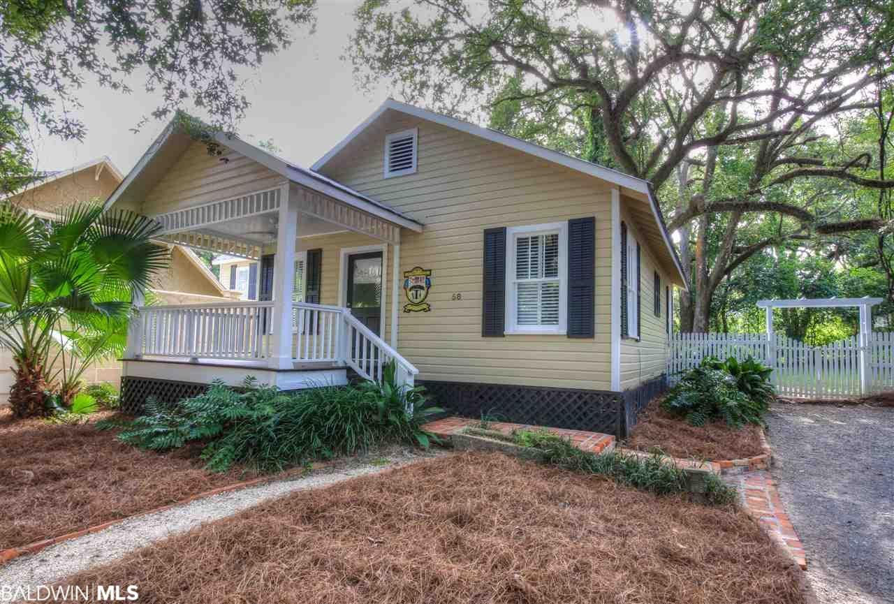 Wood floors throughout, neat little kitchen with utility closet.  Remodeled in 1991  replaced interior walls, new bathroom and kitchen.  Washer and dryer remain.  Being sold AS IS condition but grab this lot and this home yours!!!  Seller wants to sell - bring offers!!!