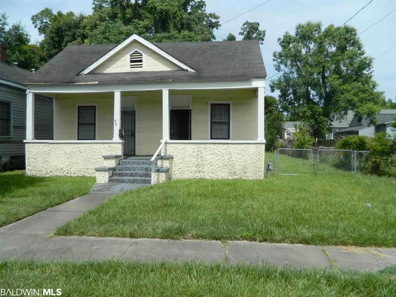 454 George Street, Mobile, AL 36604