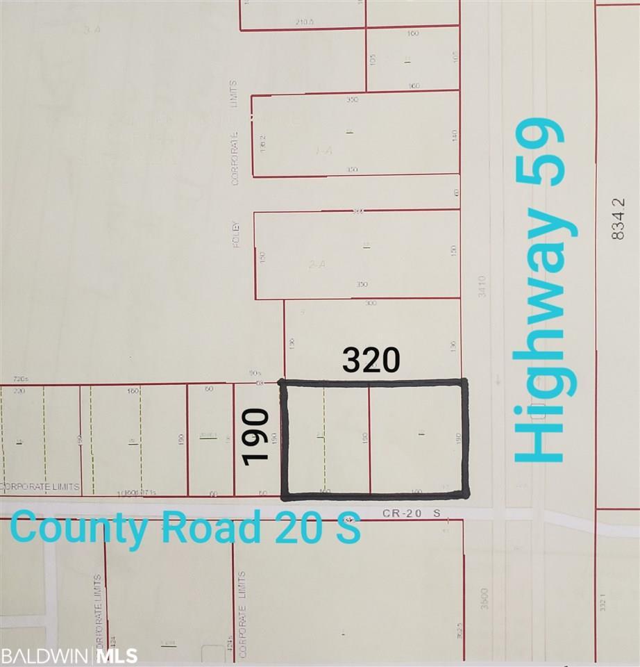 3420 S St Hwy 59, Foley, AL 36535