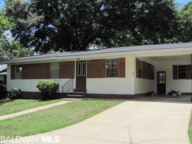 105 W Buena Vista Drive, Jackson, AL 36545