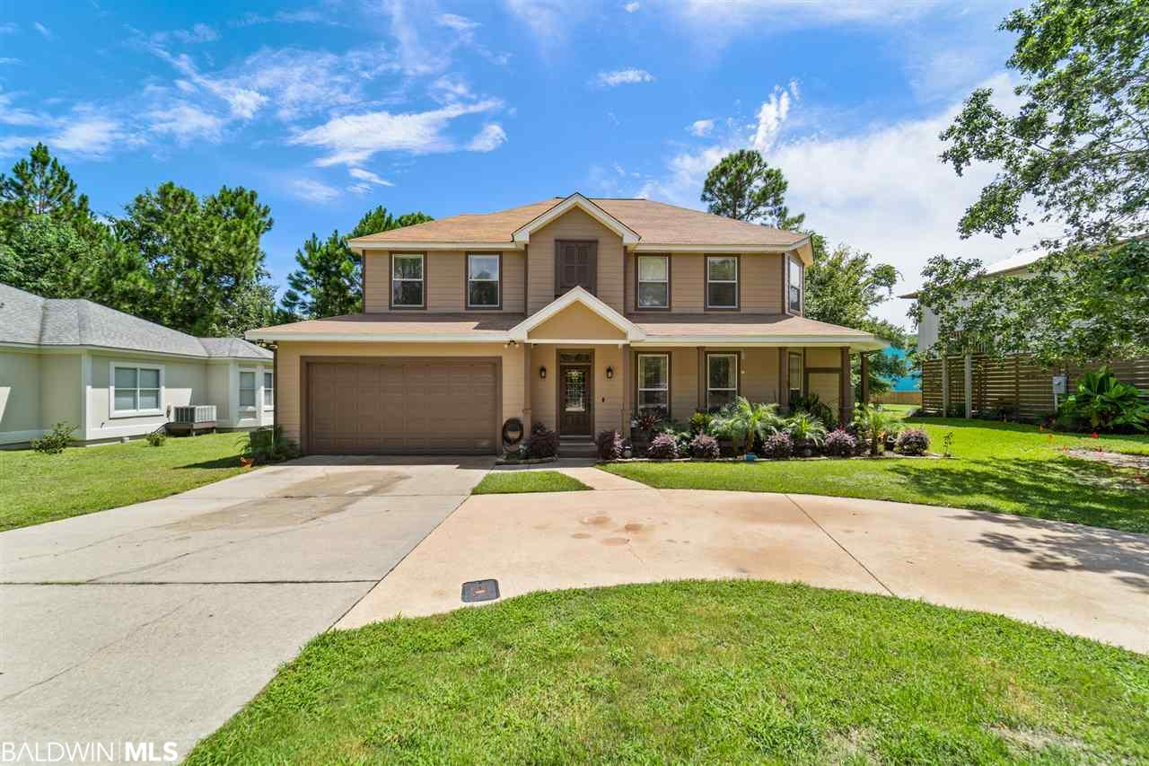 26253 St Lucia Drive, Orange Beach, AL 36561