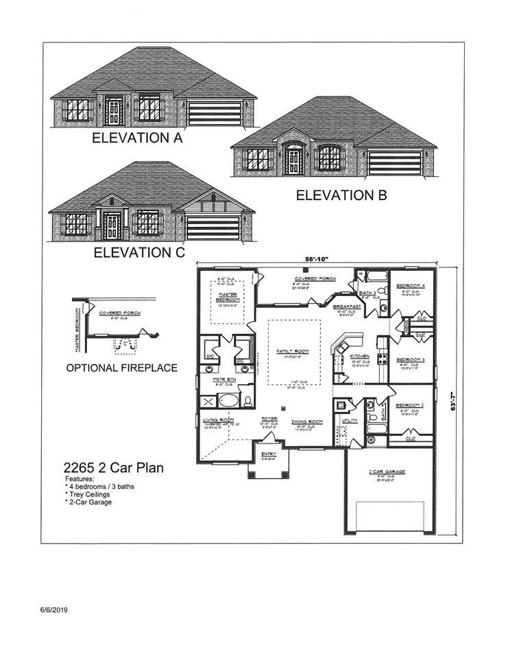 14136 Sierra Ct, Summerdale, AL 36580